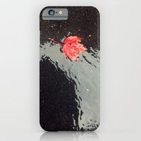 iPhone & iPod Case featuring The Red Leaf by Shy Photog