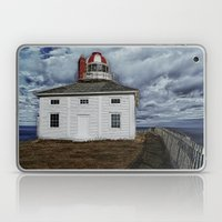 Lighthouse in Newfoundland, Canada Laptop & iPad Skin