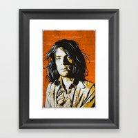 Shine On You Crazy Diamo… Framed Art Print