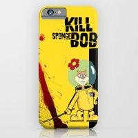 iPhone & iPod Case featuring Kill Spongebob by thunderbloke!