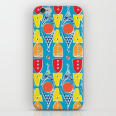Rocket Parts iPhone & iPod Skin