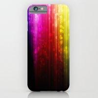 Rainbow Rain. iPhone 6 Slim Case