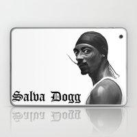Salva Dogg Laptop & iPad Skin