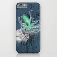iPhone & iPod Case featuring indian ink is alright with me by berg with ice