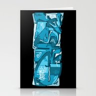 Stationery Cards featuring CRYSTAL by Clogtwo