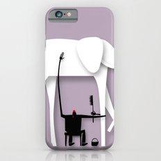 Elephant's trip Slim Case iPhone 6s