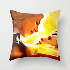 Find River Song Throw Pillow