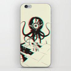 3D Adventure iPhone & iPod Skin