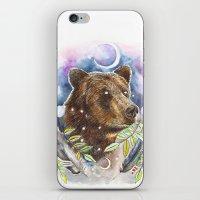 Ursa iPhone & iPod Skin