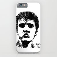 iPhone & iPod Case featuring Elvis Kiss by Feral Doe