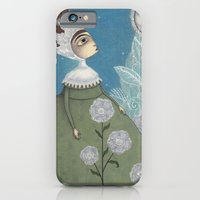 iPhone & iPod Case featuring Soon, soon, Winter Moon! by Judith Clay