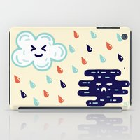 Here Comes The Rain iPad Case