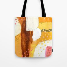 Goldish Tote Bag