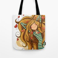 Amorousness Tote Bag
