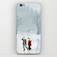 Lost love iPhone & iPod Skin