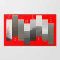 ASSIMILATE  Canvas Print