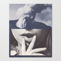 SEETHE Canvas Print