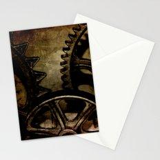 Steel Sun Stationery Cards