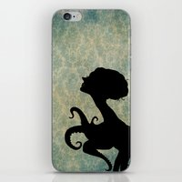 Marie Octoinette iPhone & iPod Skin