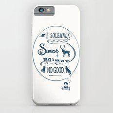 I Solemnly Swear... iPhone 6 Slim Case