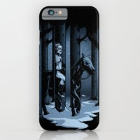 The Walker in the Woods iPhone 6 Slim Case