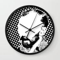 Vincent SW X1 Wall Clock