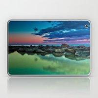 Ashbridges Bay Toronto Canada Sunrise No 12 Laptop & iPad Skin