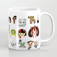 ABC3PO Episode II Mug