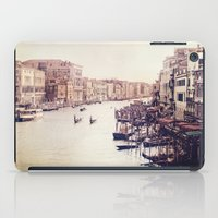 Venice Revisited iPad Case