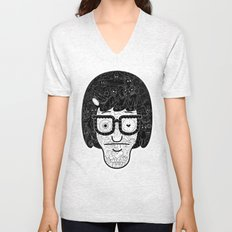 My Heart Just Pooped Its Pants Unisex V-Neck