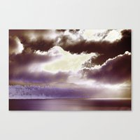 Sky Ring Canvas Print