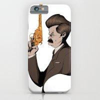 Swan Song iPhone 6 Slim Case