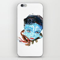 Hindu Boy iPhone & iPod Skin