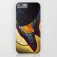 iPhone & iPod Case featuring Aniti Anemos by Aaron Paquette
