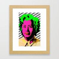 test3 Framed Art Print
