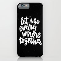 iPhone & iPod Case featuring Everywhere by WEAREYAWN