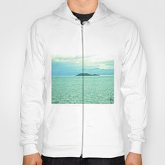The intensity of the sea. Hoody