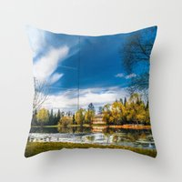 Lakeview Throw Pillow