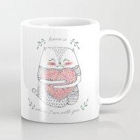 yummi cat Mug