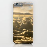 iPhone & iPod Case featuring Sky over the Atlantic Ocean by kreatox