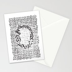 Letters  Stationery Cards