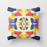The More You Look, The M… Throw Pillow