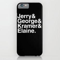 Seinfeld Jetset iPhone 6 Slim Case