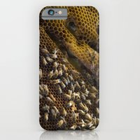 caribbean bees iPhone 6 Slim Case