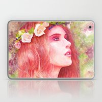 Flowering Laptop & iPad Skin