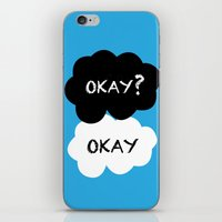 TFIOS - Okay iPhone & iPod Skin