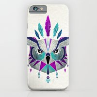 owl king iPhone 6 Slim Case