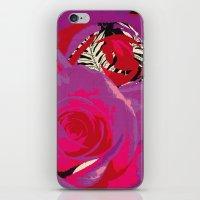 Flowers Series_v02 iPhone & iPod Skin