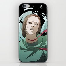 Teacup (Abigail Hobbs) iPhone & iPod Skin