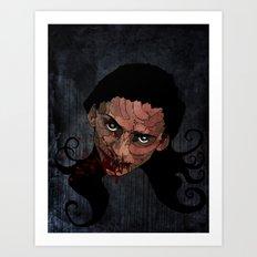 catching Chaos Art Print